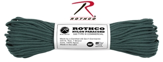 Picture of Hunter Green - 100 Foot - 550 LB Type III Paracord