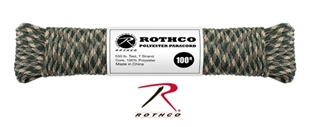 Picture of Camo - 100 Foot - 5/32 Inch - Polyester Paracord