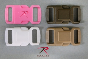 Picture of 3/8 Inch Side Release Buckles - Various Colours - Rothco