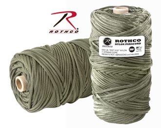 Picture of Olive Drab - 300 Foot - 550 LB Type III Paracord