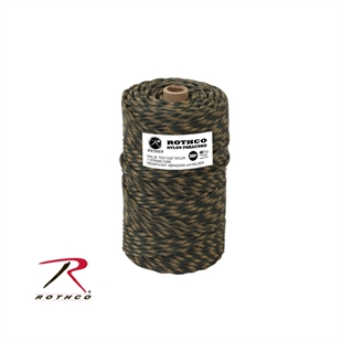 Picture of Camo - 300 Foot - 550 LB Type III Paracord