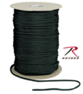 Picture of Black - 600 Foot - 550 LB Type III Paracord