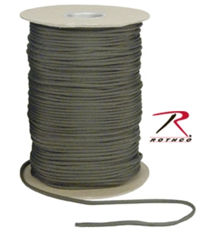 Picture of Olive Drab - 1,000 Foot - 550 LB Type III Paracord
