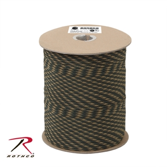 Picture of Camo - 1,000 Foot - 550 LB Type III Paracord