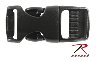 Picture of 5/8 Inch Side Release Buckles - Black - Rothco