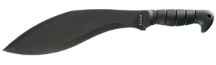 Picture of Black KA-BAR® Kukri Machete