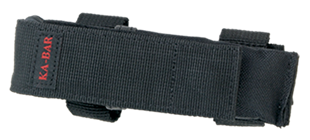 Picture of Black Nylon/Cordura Sheath for Folders - KA-BAR®