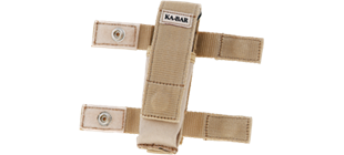 Picture of Desert Nylon/Cordura Sheath for Folders - KA-BAR®