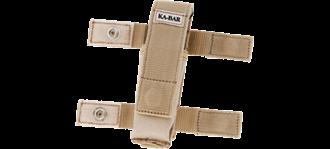 Picture of Desert Nylon/Cordura Sheath for Folders - KA-BAR®