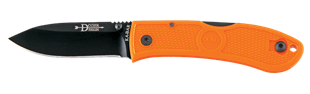 Picture of Dozier Folding Hunter, Blaze Orange by KA-BAR®