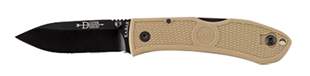 Picture of Dozier Folding Hunter, Coyote Brown by KA-BAR®