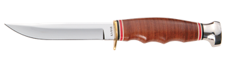 Picture of Hunter with Leather Sheath by KA-BAR®
