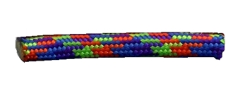 Picture of Mardi Gras - 50 Ft - 550 LB Paracord