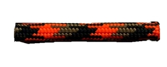 Picture of Orange Blaze Camo - 100 Feet - 550 LB Paracord