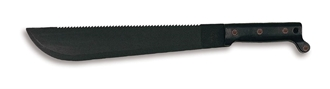 Picture of CT2 - 12 Inch Traditional Sawback Machete - OKC