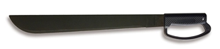 Picture of 18 Inch Field Machete with Black 'D' Handle by OKC