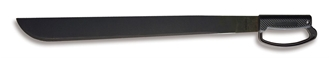 Picture of OKC 22 Inch Heavy Duty Black 'D' Handle Machete