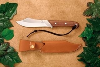 Picture of Grohmann R108S - #108 | Rosewood | Stainless Steel | Regular Button Tab