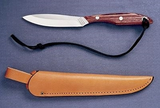 Picture of Grohmann R2S - #2 | Rosewood | Stainless Steel | Regular Open
