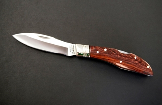 Picture of #340S Mini Russell Lock Blade by Grohmann Knives