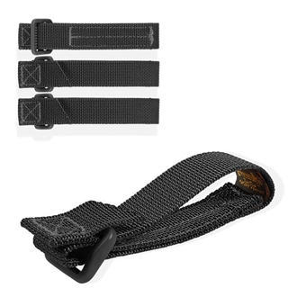 Picture of 3 Inch TacTie™ Attachment Strap Pkg of 4 by Maxpedition®