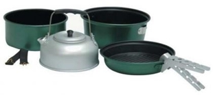 Picture of BLOWOUT: Canyon Ultralite Deluxe Cookset by Chinook®
