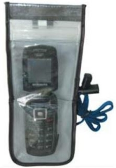 Picture of BLOWOUT: Aquatight Flip Phone by Chinook®