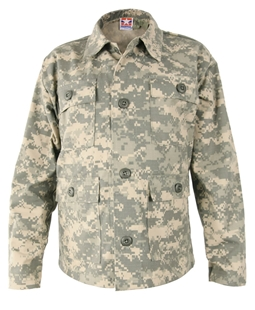 Picture of Discontinued: Kids BDU Coat 50/50 Nylon/Cotton RipStop by Propper®