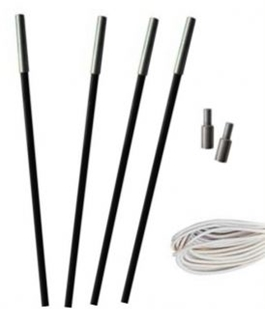 Picture of Fg Pole Repair Kit 12003 (9.5) by Chinook®