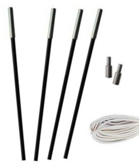 Picture of Fg Pole Repair Kit 12002 (8.5) by Chinook®