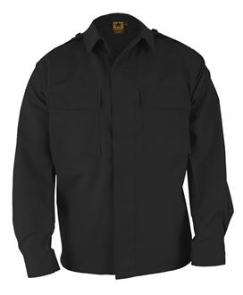 Picture of BDU Long Sleeve 2 Pocket Shirt BattleRip 65/35 Poly/Cotton Rip-Stop by Propper™