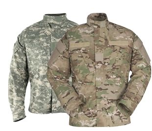 Picture of Discontinued: ACU Coat - NyCo 50/50 Nylon/Cotton Rip-Stop by Propper™