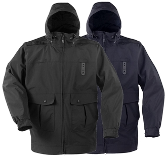 Picture of PROPPER Defender™ Gamma Long Rain Duty Jacket with Drop Tail