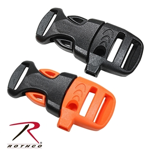 Picture of 5/8 Inch Whistle Side Release Buckles - Rothco
