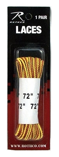 Picture of 72 Inch Tan Nylon Work Boot Laces by Rothco®