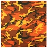 Picture of 22x22 inch Coloured Camo Bandanas by Rothco®