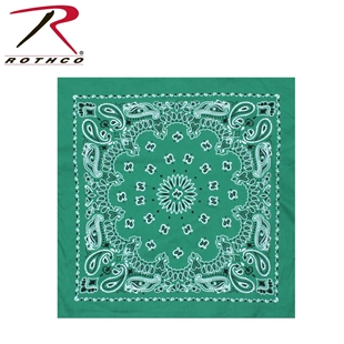 Picture of 27 x 27 Inch Trainman Bandanas by Rothco®
