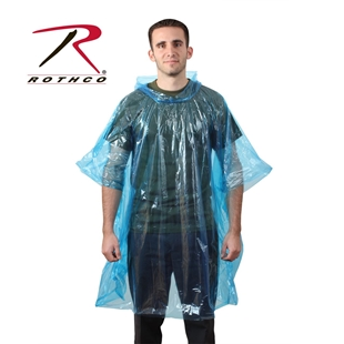 Picture of All Weather Emergency Poncho by Rothco®