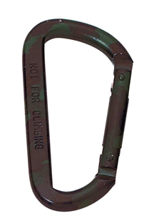 Picture of Jumbo 80MM Carabiner by Rothco®