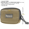 Picture of Hook-&-Loop 3 x 5 Zipper Pocket by Maxpedition®