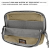 """Picture of Hook-&-Loop 5"""" x 7"""" Zipper Pocket by Maxpedition®"""
