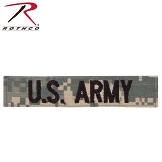 Picture of US Army Branch Tape by Rothco®