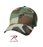 Picture of Kid's Camo Low Profile Cap by Rothco®