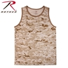 Picture of Camo Tank Top Poly/Cotton by Rothco®