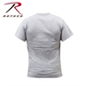 Picture of Military Grey Physical Training Poly/Cotton T-Shirt by Rothco®