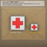 """Picture of Medic PVC Patch 1"""" x 1"""" by Maxpedition®"""