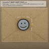 """Picture of Happy Face PVC Patch 1.5"""" x 1.5"""" by Maxpedition®"""
