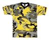 Picture of T-Shirt - Coloured Camo Poly/Cotton by Rothco®