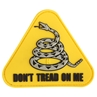 "Picture of Don't Tread On Me PVC Patch 3"" x 2.6"" by Maxpedition®"