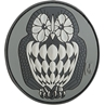 """Picture of Owl PVC Patch 3"""" x 2.75"""" by Maxpedition®"""